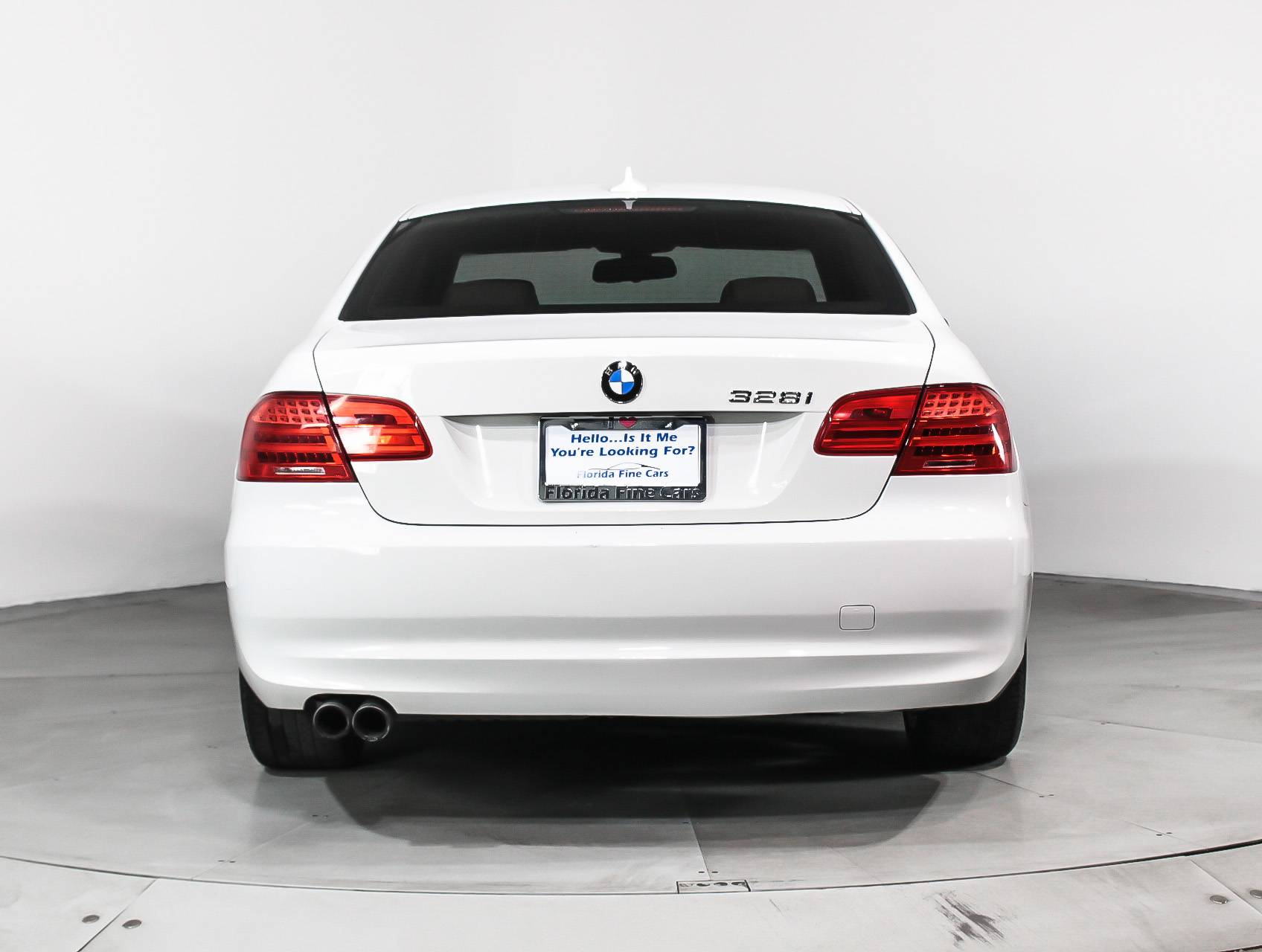 Used 2013 Bmw 3 Series 328i Coupe For Sale In Hollywood Fl 93373 Florida Fine Cars