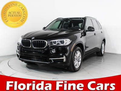Used BMW X5 2014 MIAMI SDRIVE35I