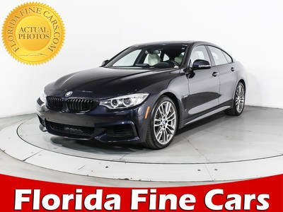 Used BMW 4-SERIES 2015 HOLLYWOOD 428i Msport