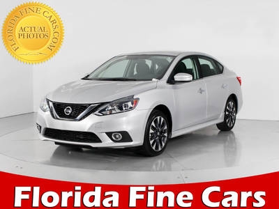 Used NISSAN SENTRA 2017 WEST PALM Sr