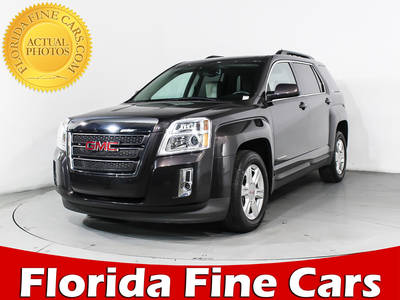 Used GMC TERRAIN 2015 MIAMI SLT1