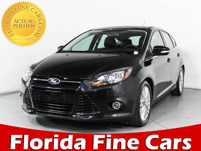 Used FORD FOCUS 2014 HOLLYWOOD TITANIUM