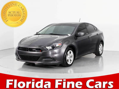 Used DODGE DART 2016 WEST PALM SXT