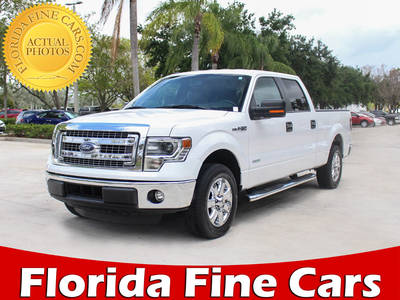 Used FORD F-150 2014 MARGATE Xlt
