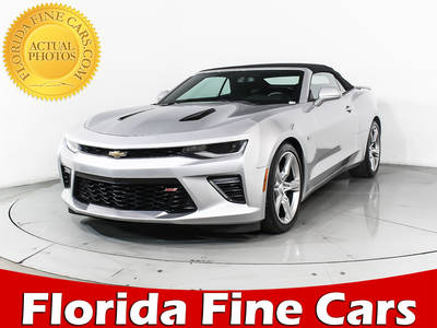 Used CHEVROLET CAMARO 2017 MIAMI 1SS