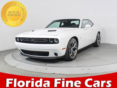 Used DODGE CHALLENGER 2015 HOLLYWOOD R/t