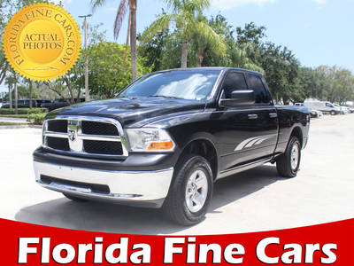 Used RAM 1500 2015 MARGATE TRADESMAN