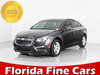 Used CHEVROLET CRUZE-LIMITED 2016 WEST PALM 1LT