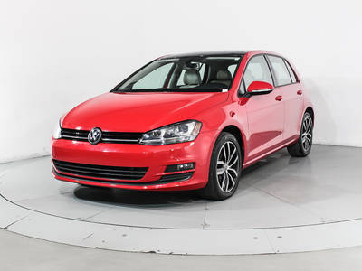 Used VOLKSWAGEN GOLF 2015 MIAMI Tsi Se