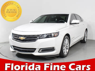 Used CHEVROLET IMPALA 2016 HOLLYWOOD LT (2LT)