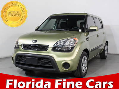 Used KIA SOUL 2012 MIAMI