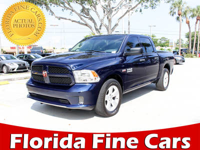 Used RAM 1500 2014 HOLLYWOOD Express