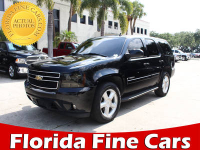 Used CHEVROLET TAHOE 2008 WEST PALM Lt
