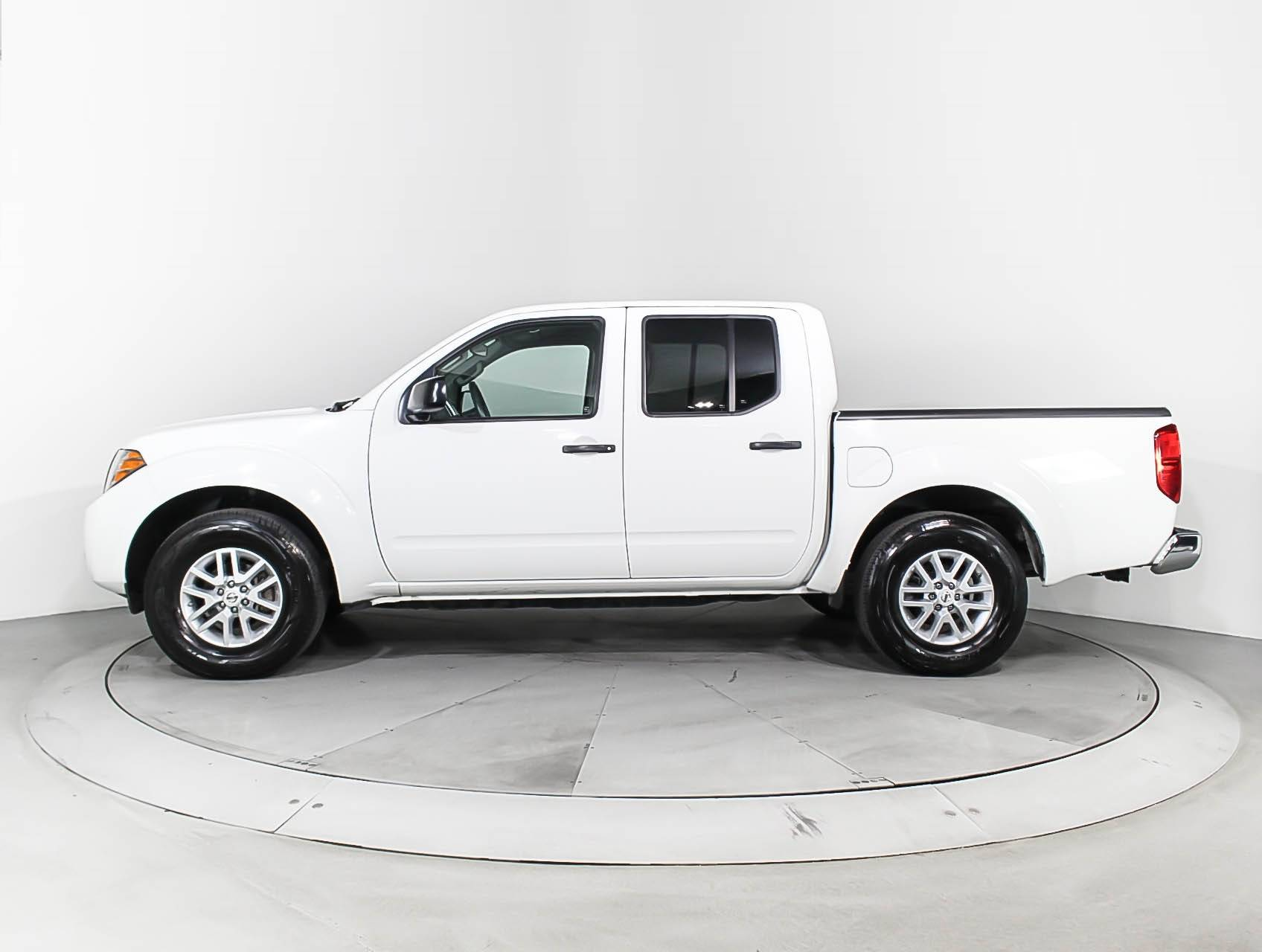 Used 2016 Nissan Frontier Sv Truck For Sale In Hollywood Fl 93605