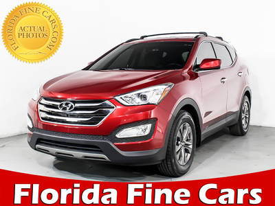 Used HYUNDAI SANTA-FE 2015 HOLLYWOOD SPORT