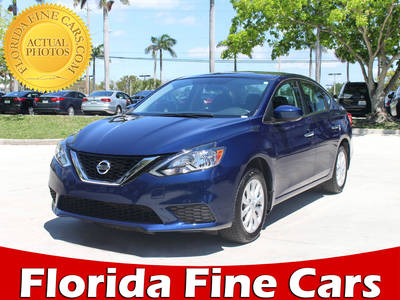 Used NISSAN SENTRA 2017 MARGATE S