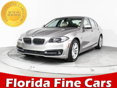 Used BMW 5-SERIES 2015 MIAMI 528I