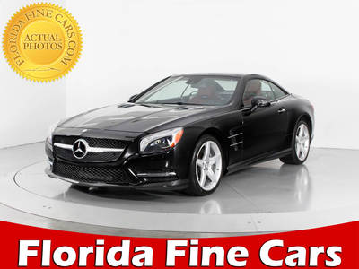 Used MERCEDES-BENZ SL-CLASS 2015 HOLLYWOOD SL550