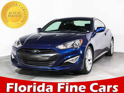 Used HYUNDAI GENESIS-COUPE 2014 HOLLYWOOD 2.0 T