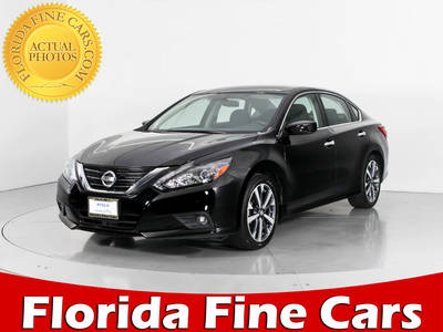 Used NISSAN ALTIMA 2017 WEST PALM 3.5 Sr