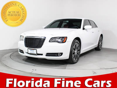 Used CHRYSLER 300S 2013 MIAMI