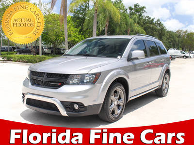Used DODGE JOURNEY 2015 MARGATE CROSSROAD