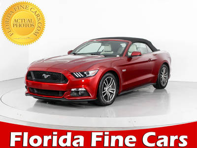 Used FORD MUSTANG 2017 WEST PALM GT