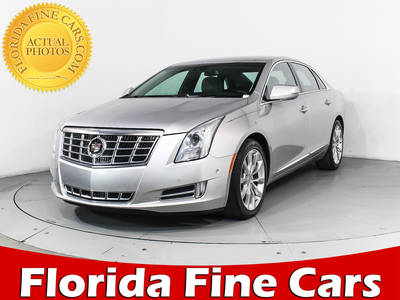 Used CADILLAC XTS 2015 MIAMI LUXURY