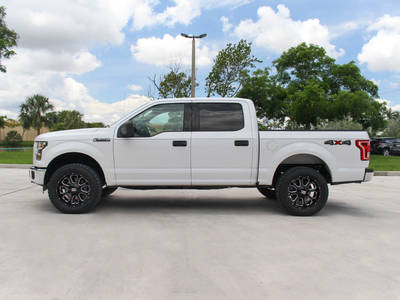 Used FORD F-150 2015 HOLLYWOOD Xlt Supercrew 4x4