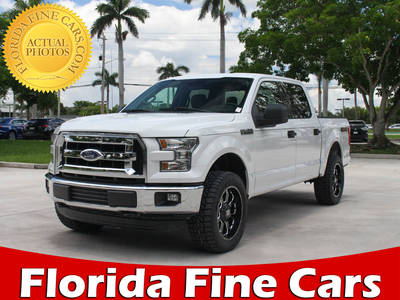 Used FORD F-150 2015 MARGATE Xlt Supercrew 4x4