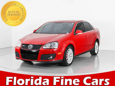 Used VOLKSWAGEN JETTA 2006 WEST PALM GLI