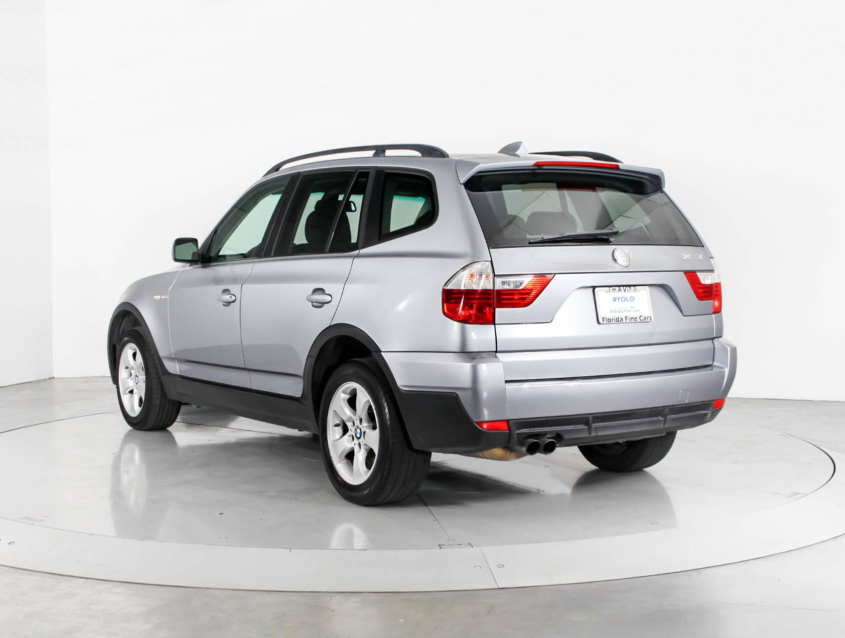Used 2007 BMW X3 3 0SI SUV for sale in WHOLESALE FL