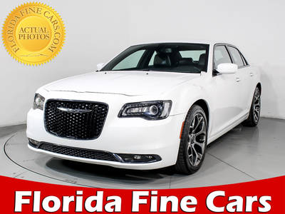 Used CHRYSLER 300S 2017 HOLLYWOOD