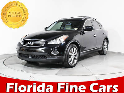 Used INFINITI EX35 2011 MIAMI Journey Tech Pkg Awd