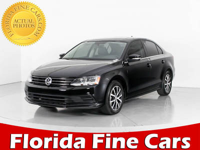 Used VOLKSWAGEN JETTA 2017 WEST PALM 1.4T SE