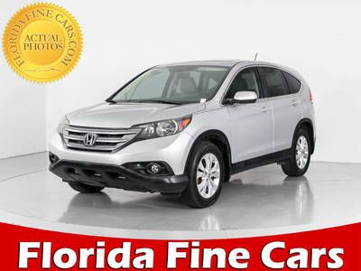 Used HONDA CR-V 2014 WEST PALM EX