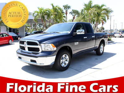 Used RAM 1500 2017 WEST PALM Slt Big Horn 4x4