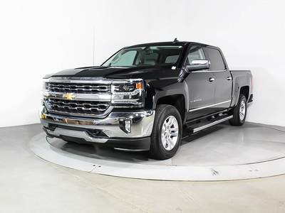 Used CHEVROLET SILVERADO 2017 WEST PALM Ltz 1lz 4x4