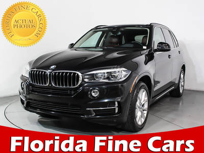 Used BMW X5 2015 MIAMI Xdrive35d Luxury