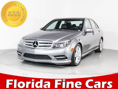 Used MERCEDES-BENZ C-CLASS 2011 HOLLYWOOD C300 4matic Sport