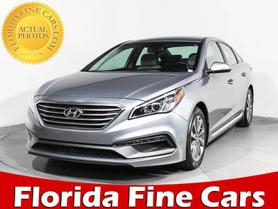Used HYUNDAI SONATA 2015 HOLLYWOOD Sport