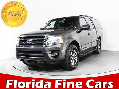 Used FORD EXPEDITION 2017 HOLLYWOOD Xlt