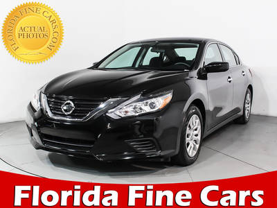 Used NISSAN ALTIMA 2018 MIAMI 2.5 S