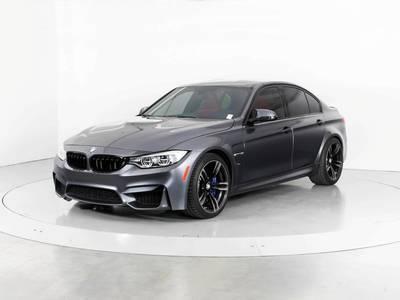 Used BMW M3 2016 MIAMI