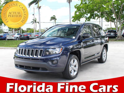 Used JEEP COMPASS 2016 MARGATE SPORT