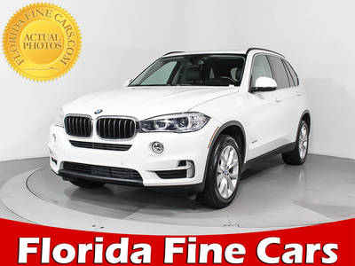 Used BMW X5 2016 MIAMI SDRIVE35I