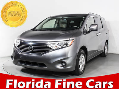 Used NISSAN QUEST 2017 HOLLYWOOD Sv