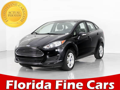 Used FORD FIESTA 2016 WEST PALM SE
