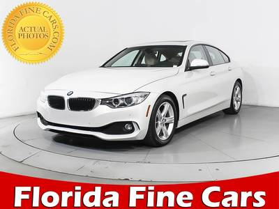 Used BMW 4-SERIES 2015 HOLLYWOOD 428I GRAN COUPE