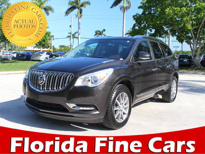 Used BUICK ENCLAVE 2014 MARGATE Leather